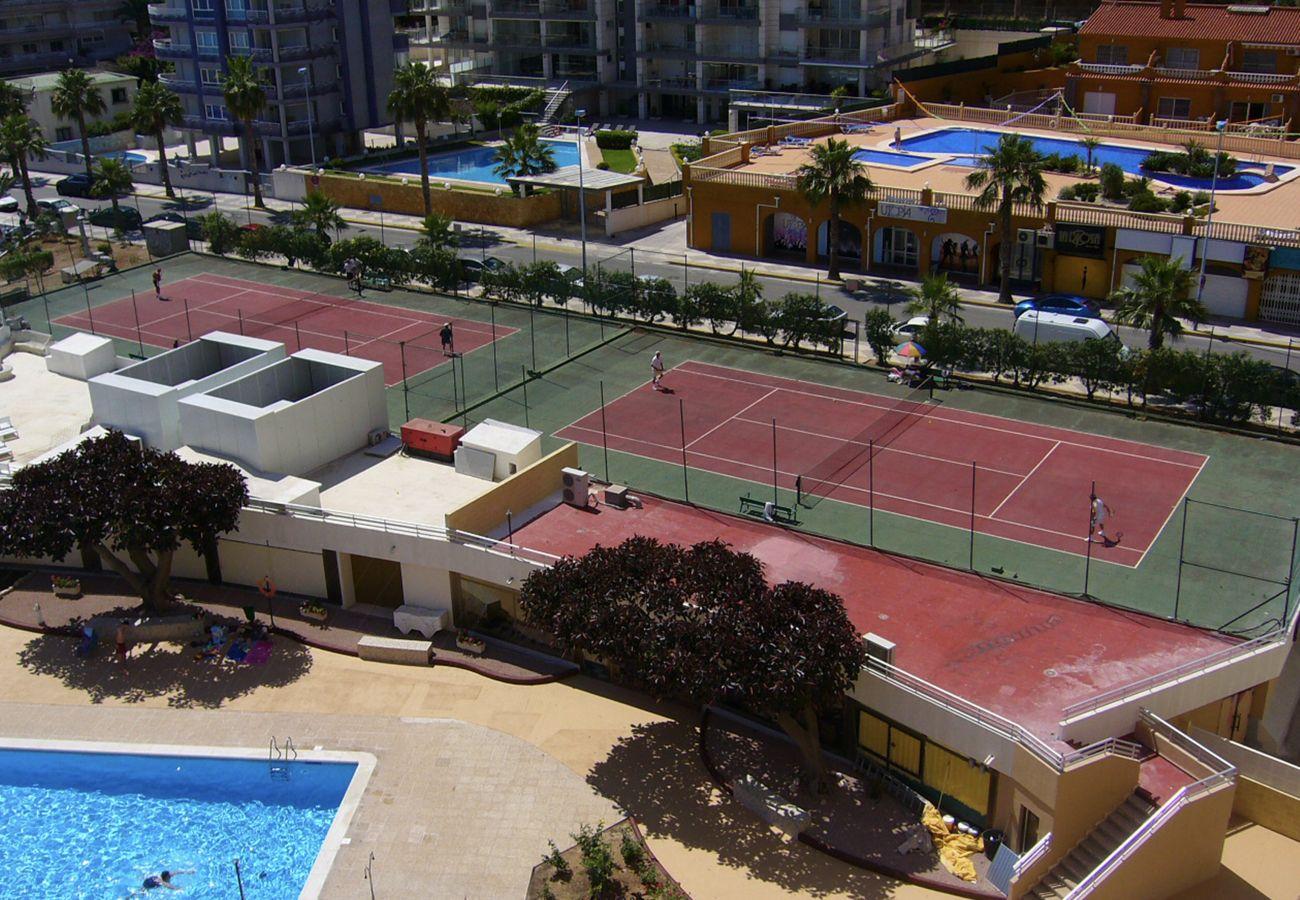 Appartement à Calpe - PISTAS DE TENIS / TENNIS COURTS