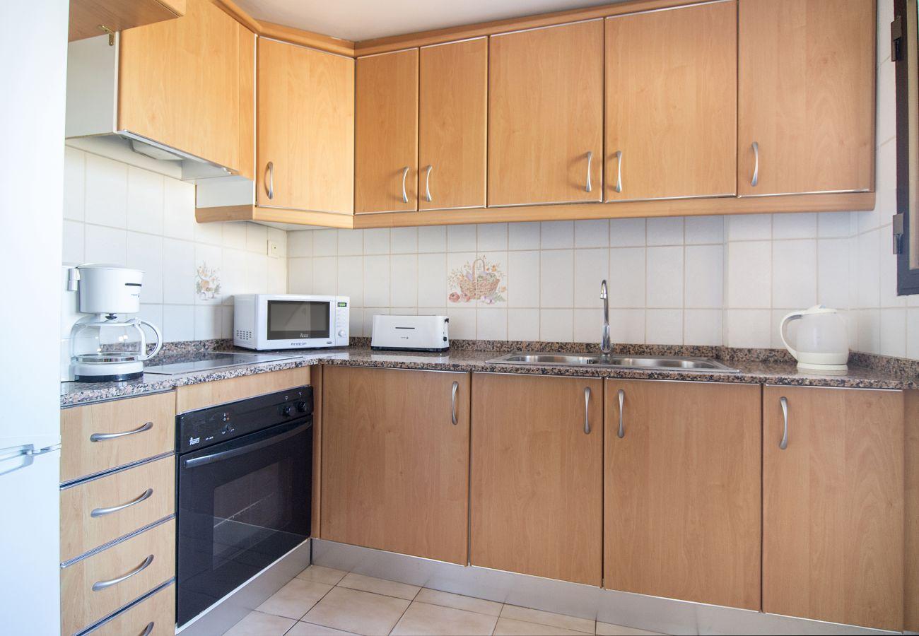 Appartement à Calpe / Calp - PARAISOMAR - *38A