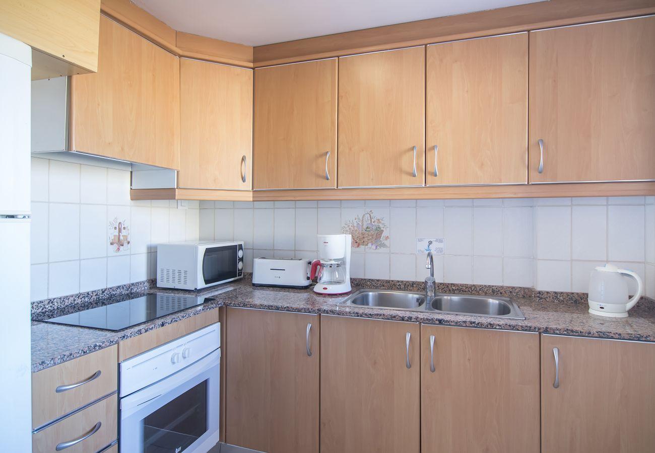 Appartement à Calpe / Calp - PARAISOMAR - *37A
