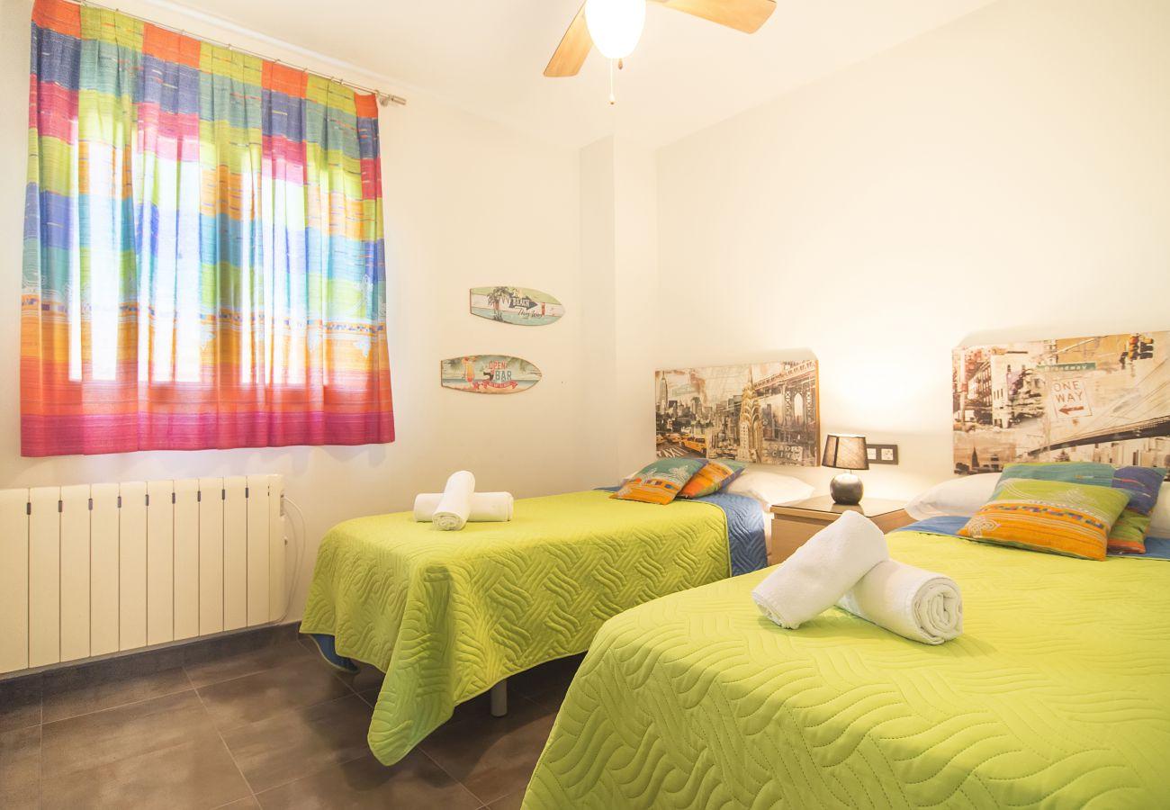 Appartement à Calpe / Calp - PARAISOMAR - 45A