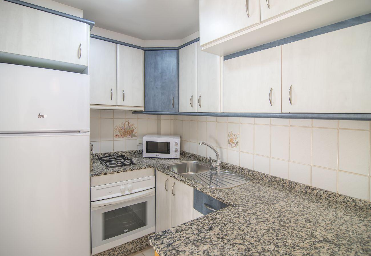 Appartement à Calpe / Calp - PARAISOMAR - *48B