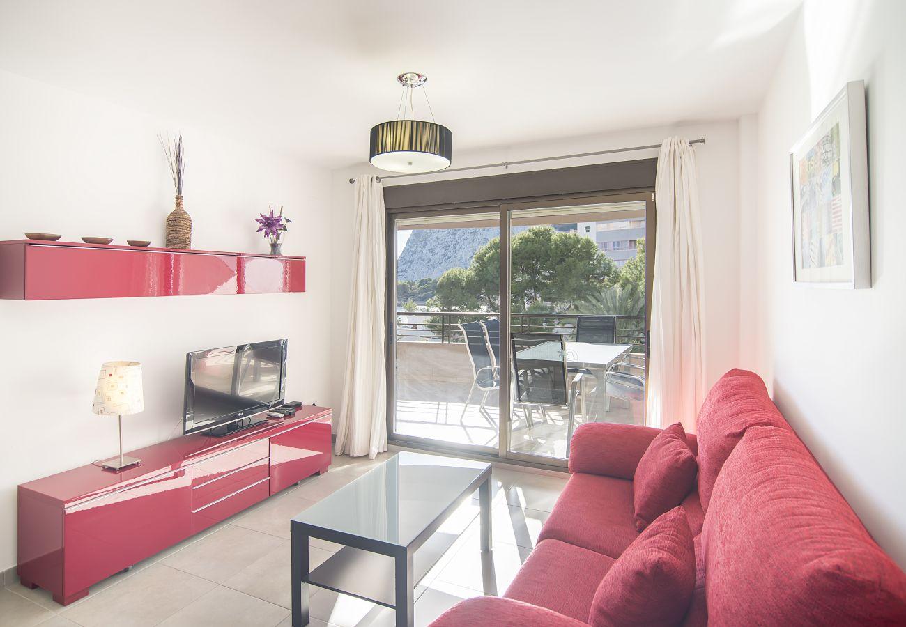 Appartement à Calpe / Calp - PARAISOMAR - *35A