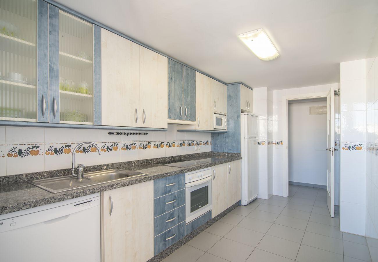 Appartement à Calpe / Calp - HIPOCAMPOS - 310A