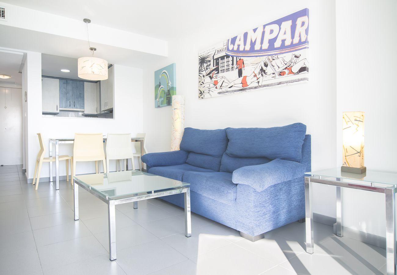 Appartement à Calpe / Calp - HIPOCAMPOS - 25B
