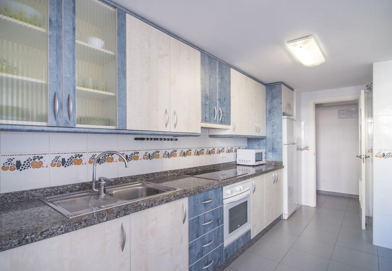 Appartement à Calpe / Calp - HIPOCAMPOS - 34A