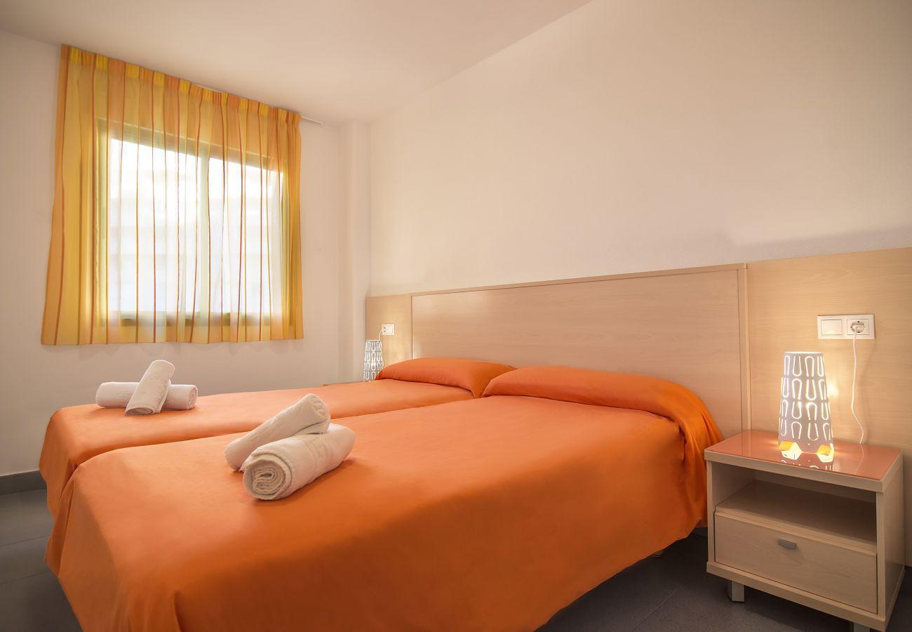 Appartement à Calpe / Calp - HIPOCAMPOS - 210C