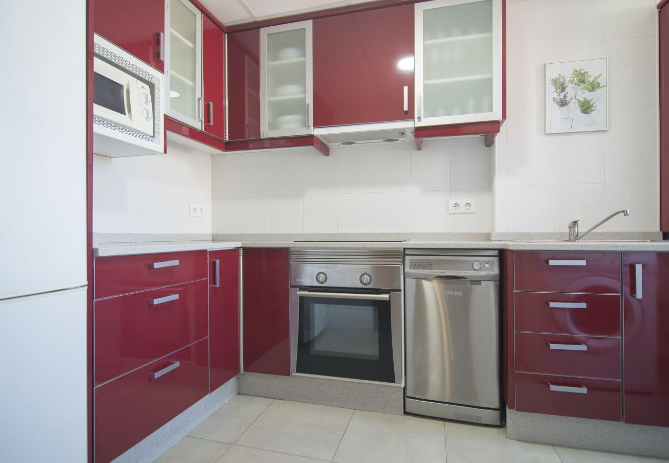Appartement à Calpe / Calp - PARAISOMAR - *36A