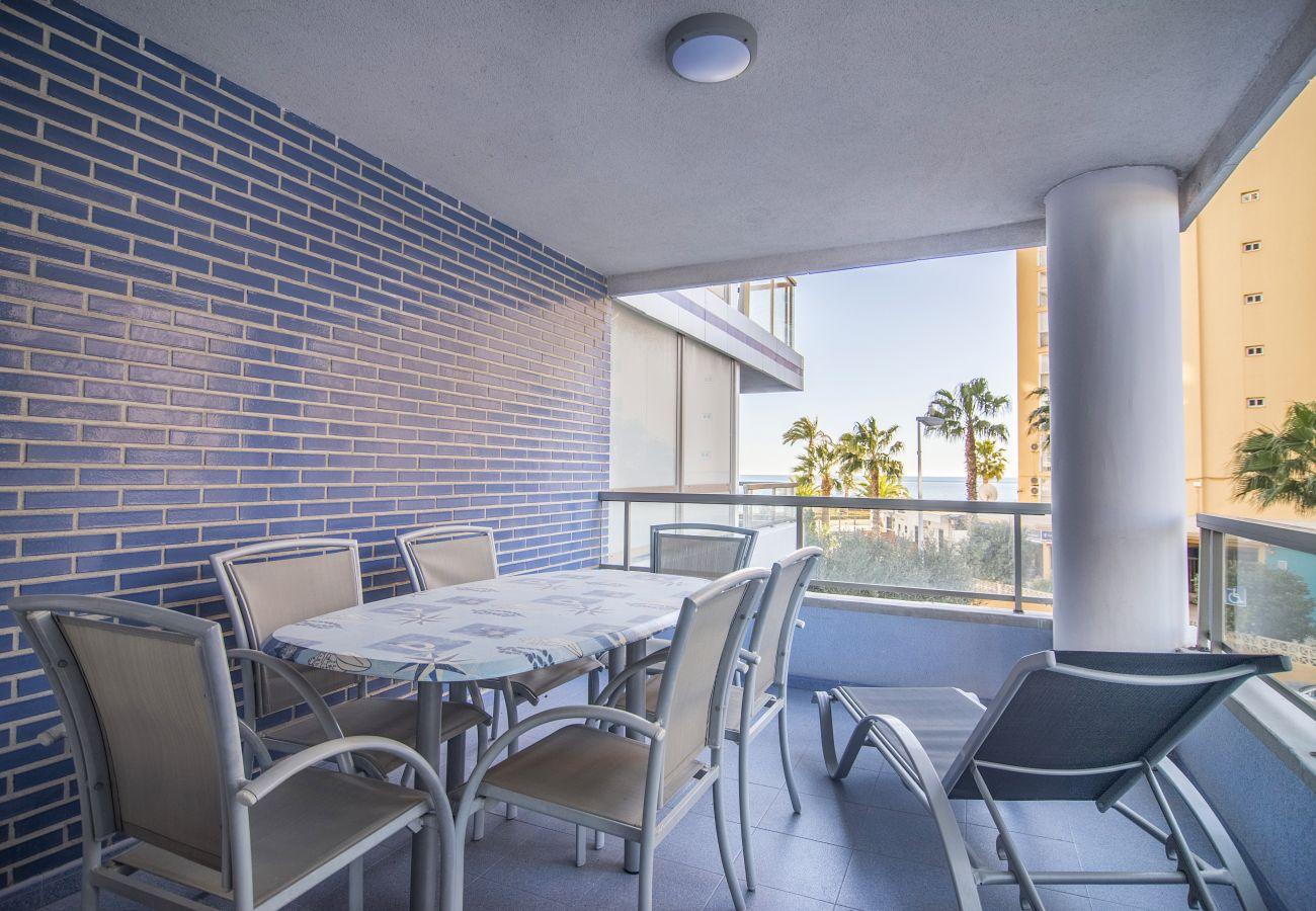 Appartement à Calpe / Calp - HIPOCAMPOS - 31C