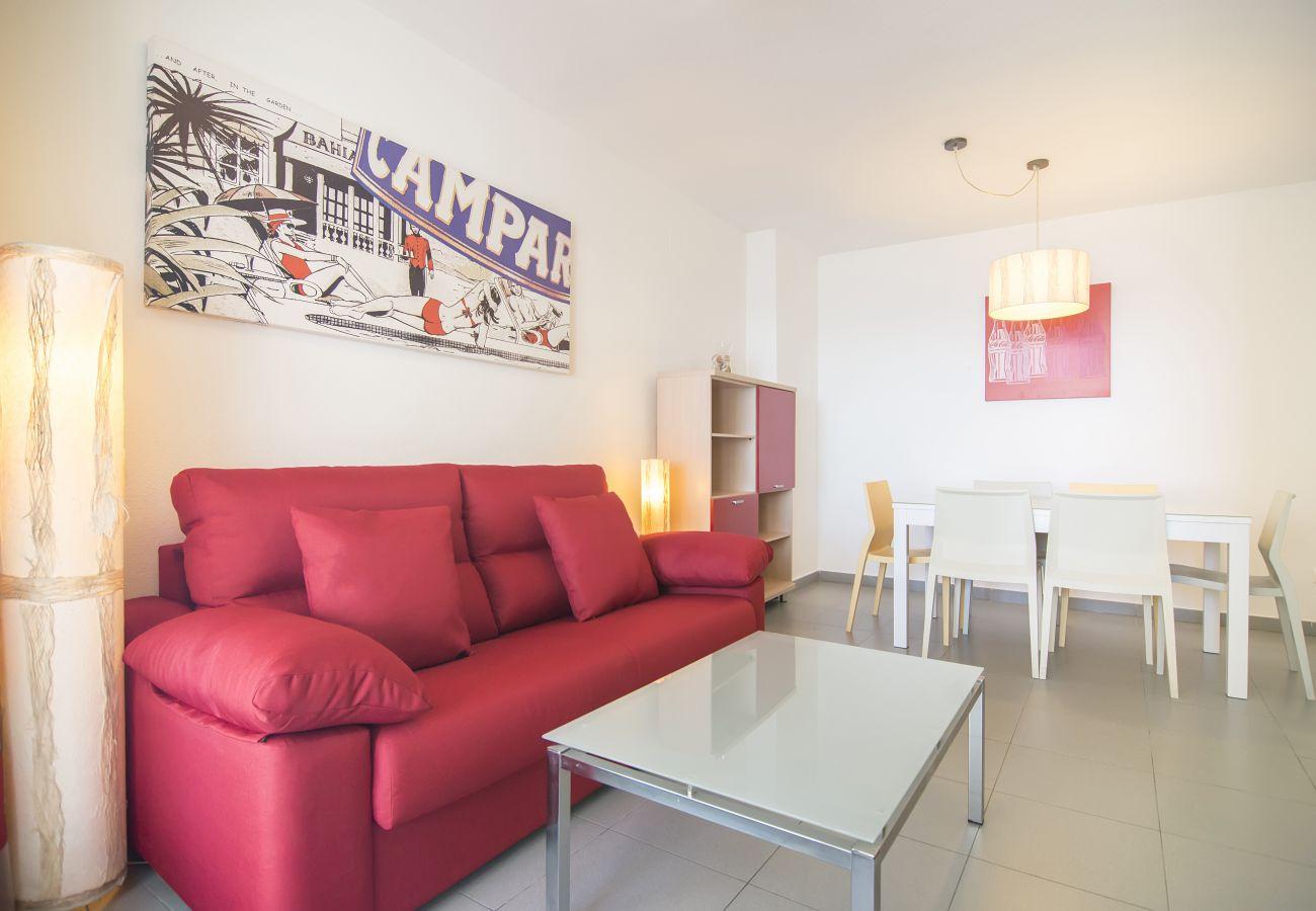 Appartement à Calpe / Calp - HIPOCAMPOS - 35C