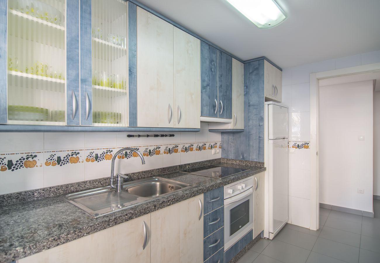Appartement à Calpe / Calp - HIPOCAMPOS - 42C