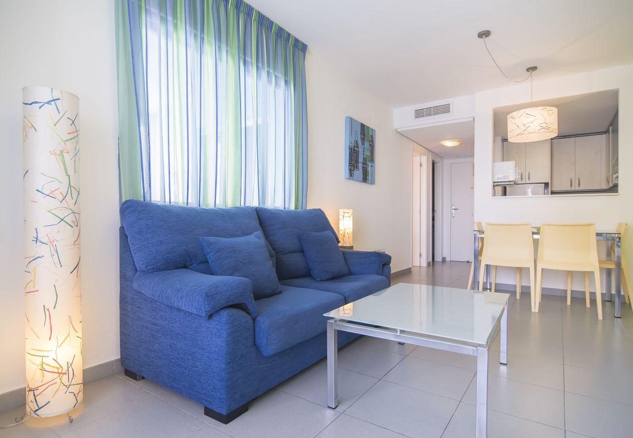 Appartement à Calpe / Calp - HIPOCAMPOS - 48B