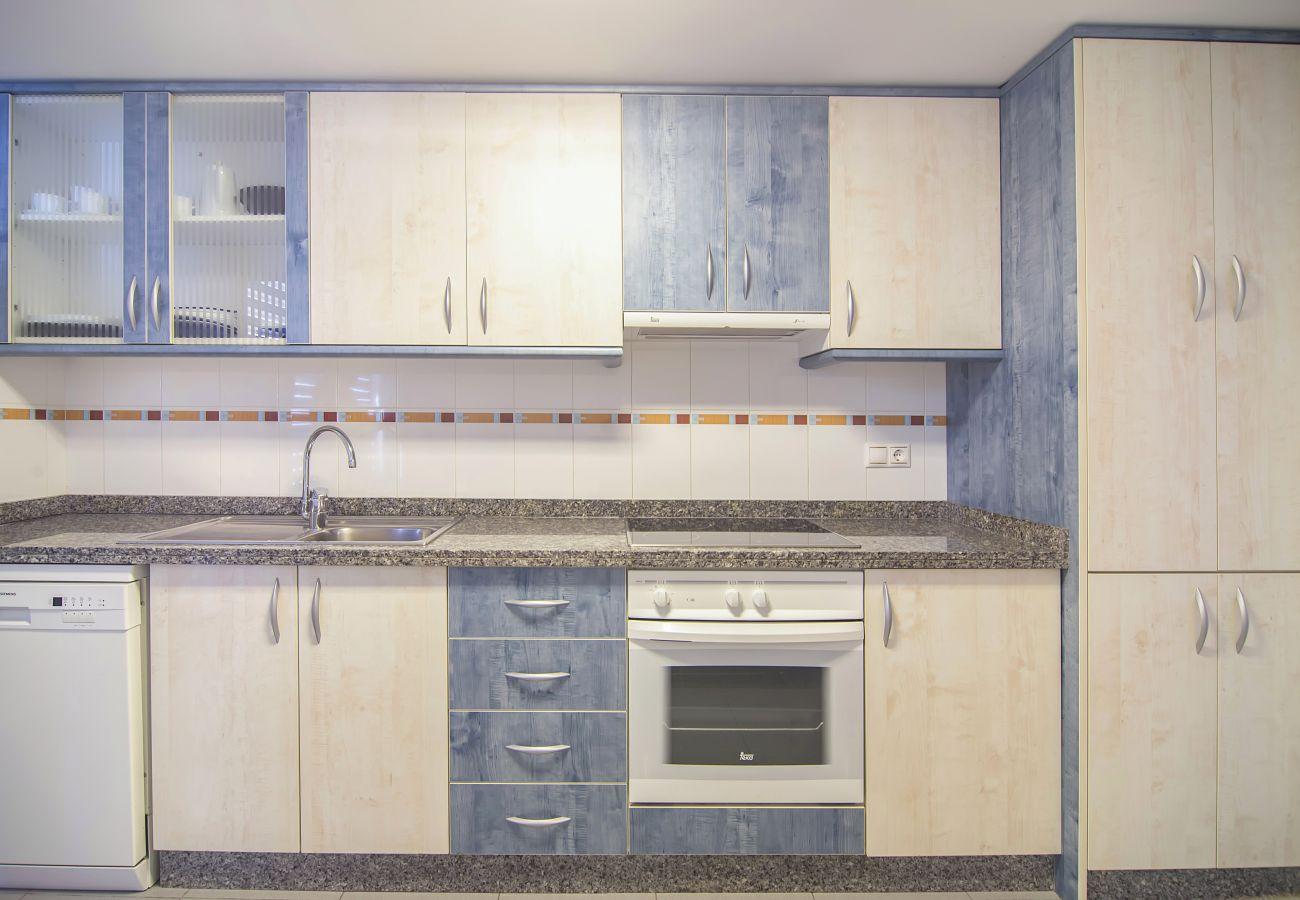 Appartement à Calpe / Calp - HIPOCAMPOS - 19B
