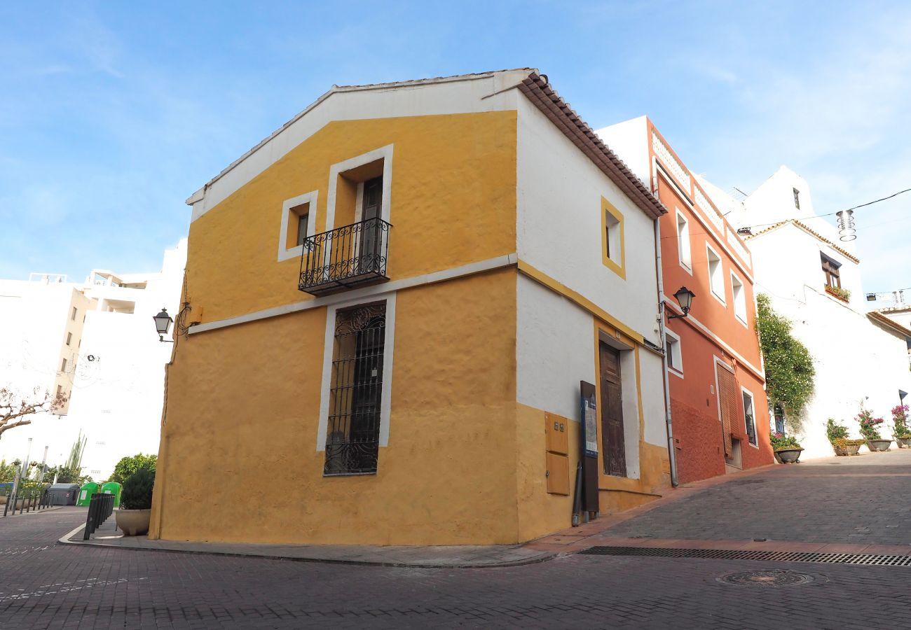Maison à Calpe - CASA DE PUEBLO CON ENCANTO