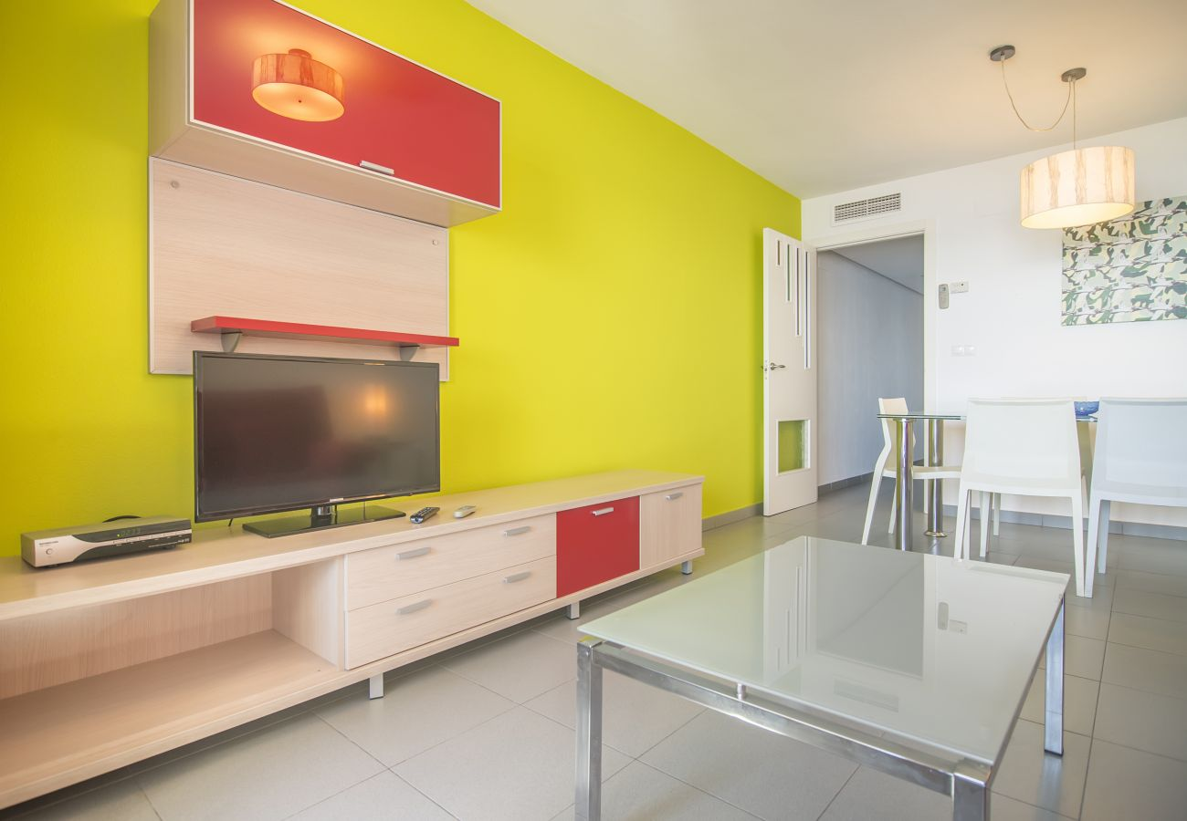Appartement à Calpe - HIPOCAMPOS 2 DORMITORIOS