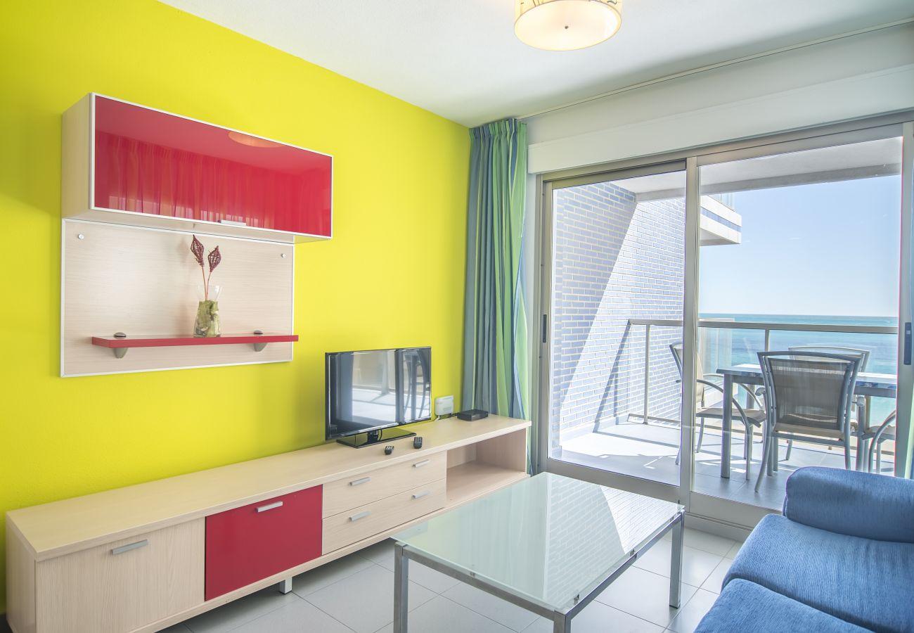 Appartement à Calpe - HIPOCAMPOS 1 DORMITORIO