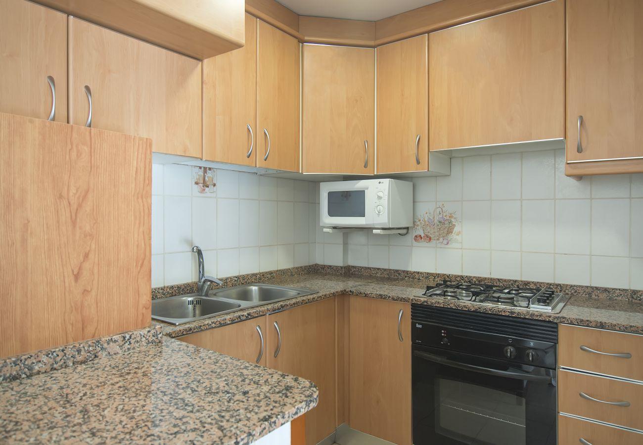 Appartement à Calpe - PARAÍSO MAR 1 DORMITORIO