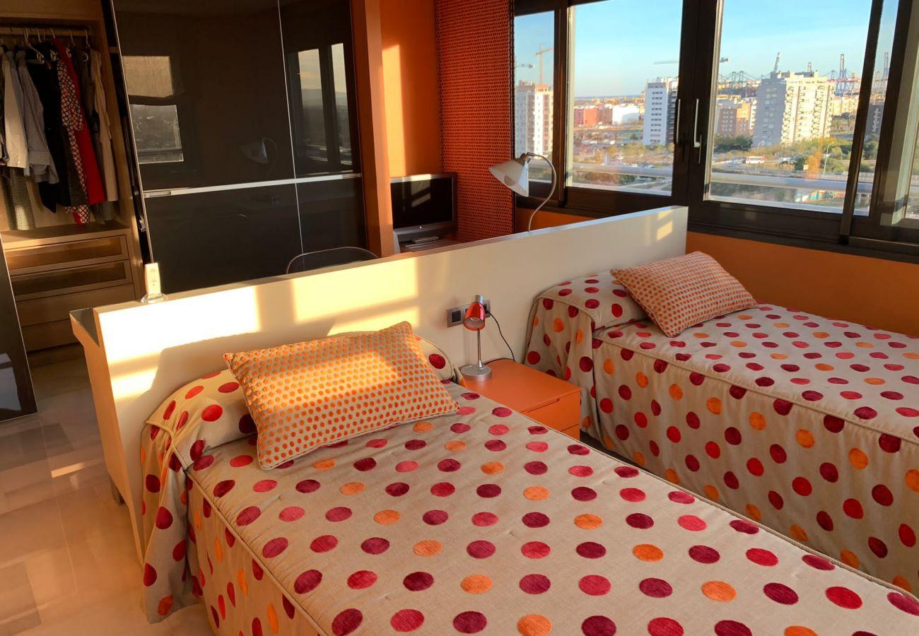 Appart au dernier étage à Valencia - ATICO DUPLEX VALENCIA