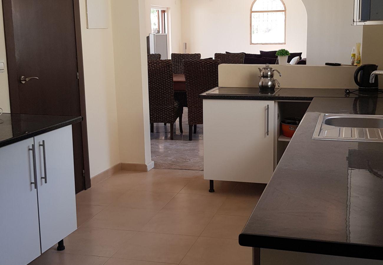 villa à Benissa - PRECIOSA VILLA EN FUSTERA