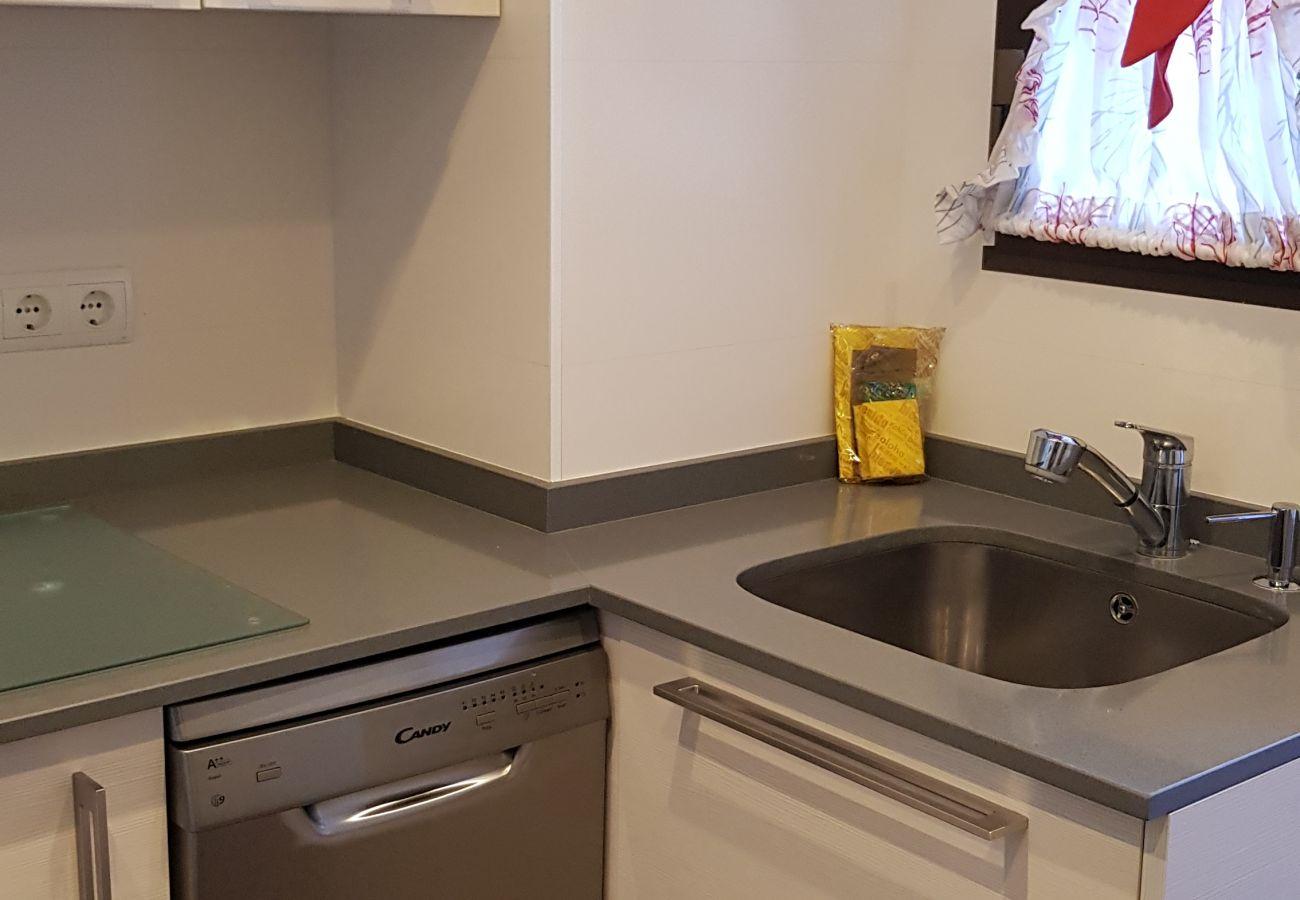 Appartement à Calpe - 2 DORMITORIOS PARAÍSO MAR