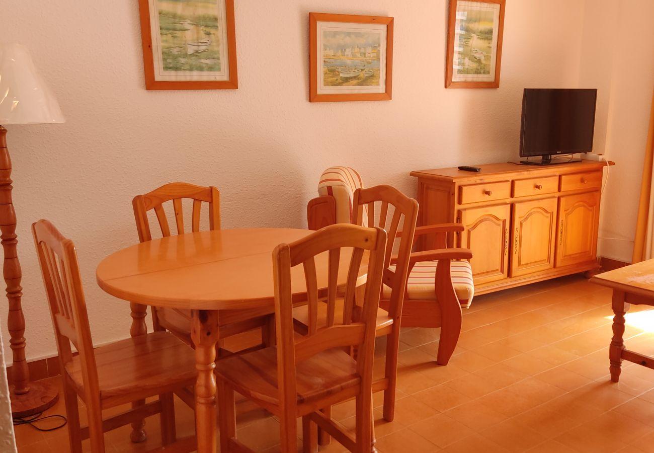 Appartement à Calpe - VORAMAR 1 DORMITORIO